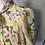 Thumbnail: Vintage Plaisir Tokyo 70/80s chiffon dress UK10/12/14