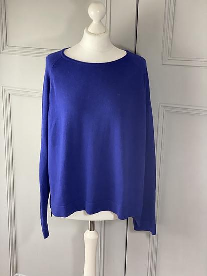 Marella Sport blue jumper XL