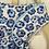 Thumbnail: Blue floral Rachel Riley dress (18 months)