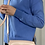 Thumbnail: Longchamp nude leather bag with chain