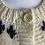 Thumbnail: Vintage Britton's of Paris wool cardigan (M)