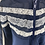 Thumbnail: Ermanno Scervino lace zip up top 10yrs