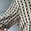 Thumbnail: Yolke silk patterned dress Uk 8-12