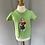 Thumbnail: Polo Ralph Lauren green t shirt 12 months
