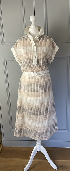 Vintage missoni style dress UK10-12