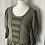 Thumbnail: Austrian Drindl dress heavy cotton. UK10/12