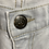 Thumbnail: Bonpoint girls light blue jeans 12yrs