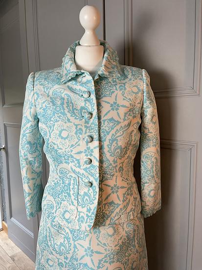 Osca de la Renta dress and jacket - amazing! Uk6/8