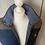 Thumbnail: Fleece country embroidered gilet. 8-12