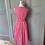 Thumbnail: Rachel Riley pink heart  dress 50s style dress. UK10