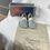 Thumbnail: Bonpoint unisex blue/white children's shoes 27