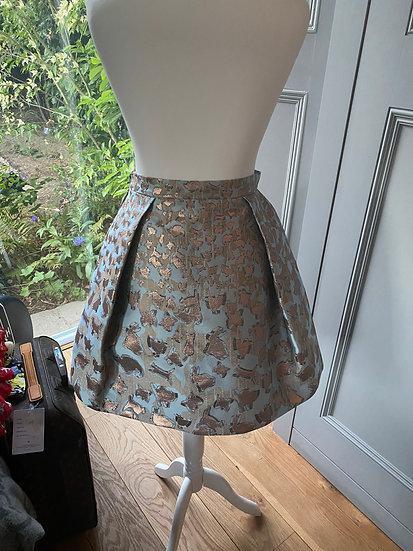 Mary Katrantzou structured skirt UK10