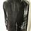 Thumbnail: COS Black velvet shift dress size 10-12