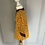 Thumbnail: Vintage Yellow/brown dress 18 months