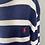 Thumbnail: Boys Ralph Lauren navy longsleeve top 7yrs