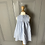 Thumbnail: Girls Trotters baby blue duck dress age 18/24 months