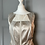 Thumbnail: Prada light gold occasion dress Uk 8