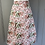 Thumbnail: Oasis pink floral vintage style skirt Uk 14