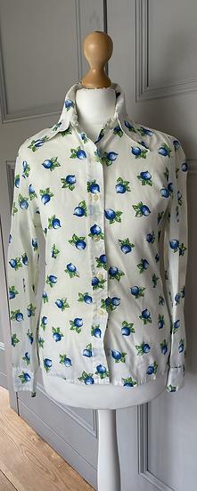Vintage cotton turnip shirt. Uk8/ 10