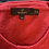 Thumbnail: Mulberry cashmere/wool cardigan with gold buttons M