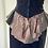Thumbnail: Vintage Laura Ashley velvet peplum  dress. Modern uk8/10