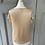 Thumbnail: L.K Bennet silk cowl neck top. UK6-10