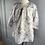 Thumbnail: BONPOINT girls brushed cotton/wool dress 2yrs