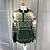 Thumbnail: Vintage Austrian wool jumper green/cream/red  M/L