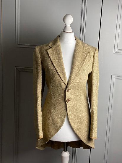 Ralph Lauren  riding style tweed jacket Uk10