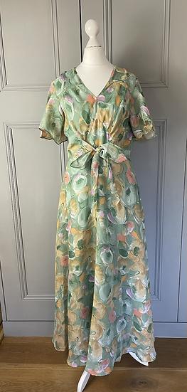 Vintage maxi dress - UK 8