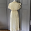 Thumbnail: Vintage 70s silky cotton tea dress Uk 8-14