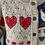 Thumbnail: Vintage wool duck/hen cardigan. Uk10/12