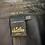Thumbnail: Whistles black satin trench coat. UK14
