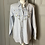 Thumbnail: Vintage cottage core embroidered shirt. 12/14