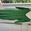 Thumbnail: DVF silk stunning green dress (UK12)