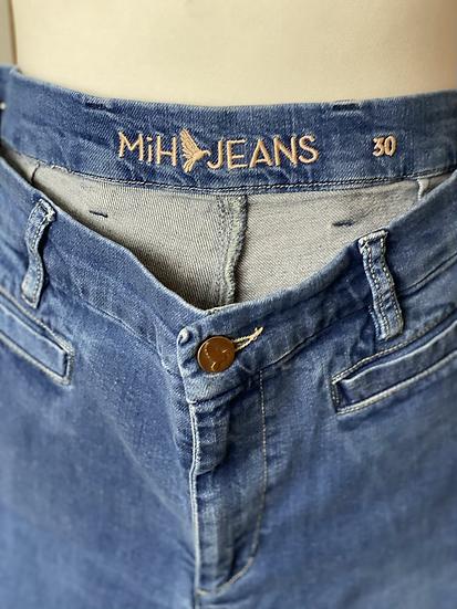 MiH Marrakesh blue denim jeans. 30 (approx 12/14)