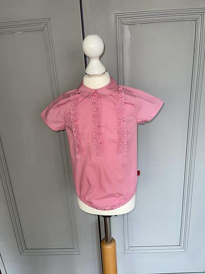 New Marta Jonsson girls pink bodysuit/babygrow 6-9months