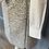 Thumbnail: Mint Velvet grey thick wool mix mini skirt. UK16 rrp£69