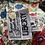 Thumbnail: Vintage (NEW) Liberty cotton shirt dress UK12-16