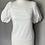 Thumbnail: BNWT  H&M white top UK M