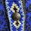 Thumbnail: Vintage LL Bean Norwegian wool cardigan