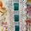 Thumbnail: Girls vintage cotton floral sun dress 5/6/7 years