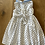 Thumbnail: Rachel Riley girls bow dress age 2/3yrs with bloomers