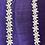 Thumbnail: Vintage Victorian style Purple beautiful maxi dress. Uk 12