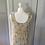 Thumbnail: Vintage prairie floral dress UK8-12