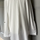Thumbnail: Heidi Klein white summer cotton beach cover up Uk L rrp£280