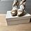 Thumbnail: Jimmy Choo nude patent platform sandals size 35.5 rrp£595