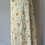 Thumbnail: Vintage cream floral maxi dress Uk 8/10
