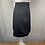 Thumbnail: DVF black asymmetric structured skirt UK8/12