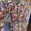 Thumbnail: Vintage (NEW) Liberty lawn cotton floral dress. 12-16